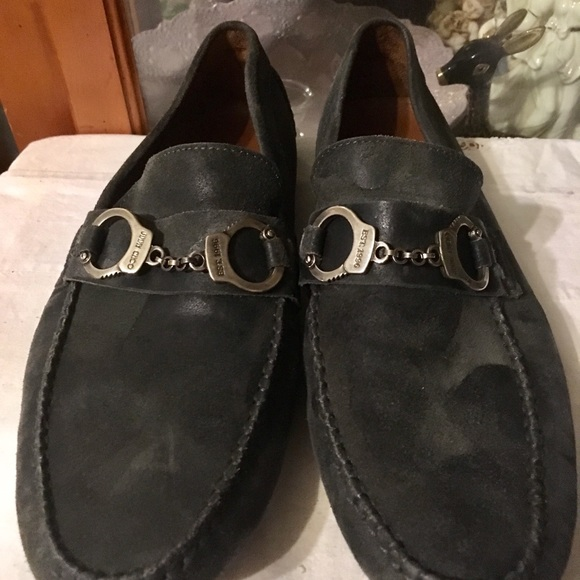 2ca7e309655a Jimmy Choo Other - Jimmy Choo Men s Handcuff Slip On Shoes Size 42